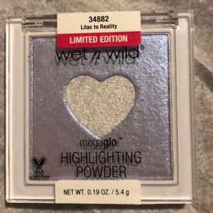Lilac to reality limited edition highlight